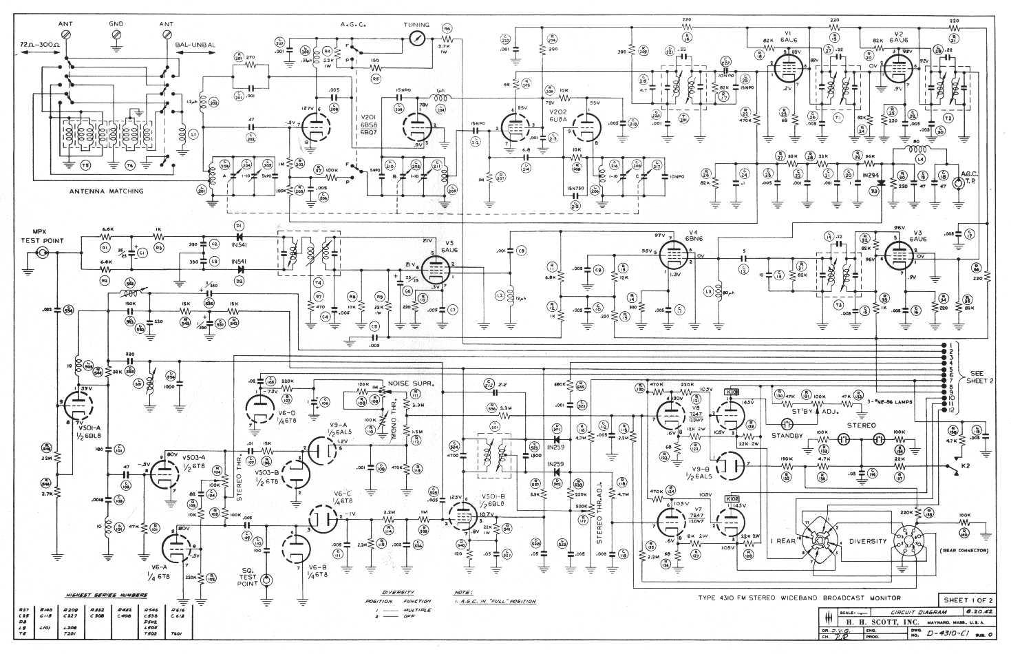 Schem on Schematics For A 350
