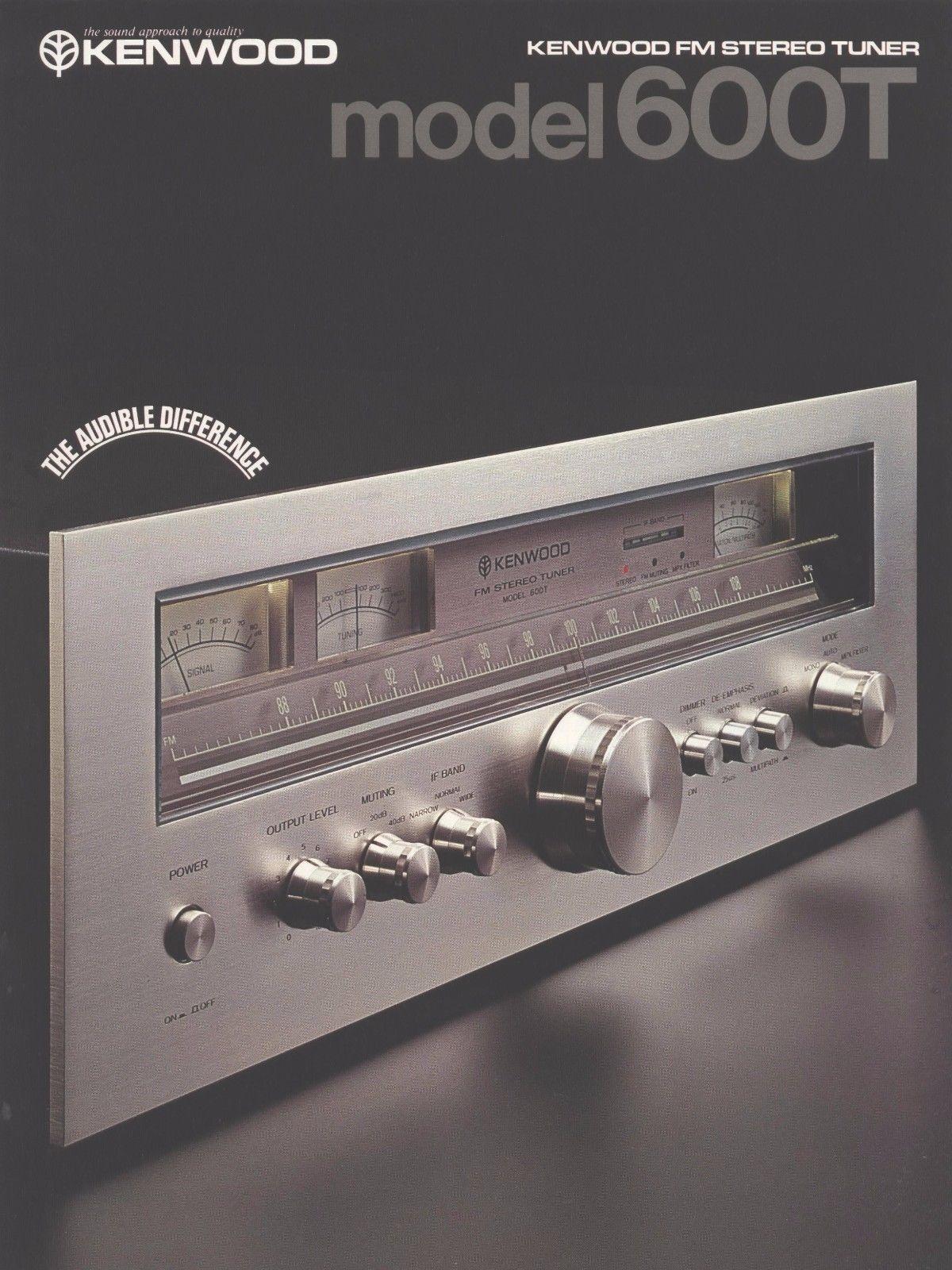 Tuner Information Center - Kenwood Tuners