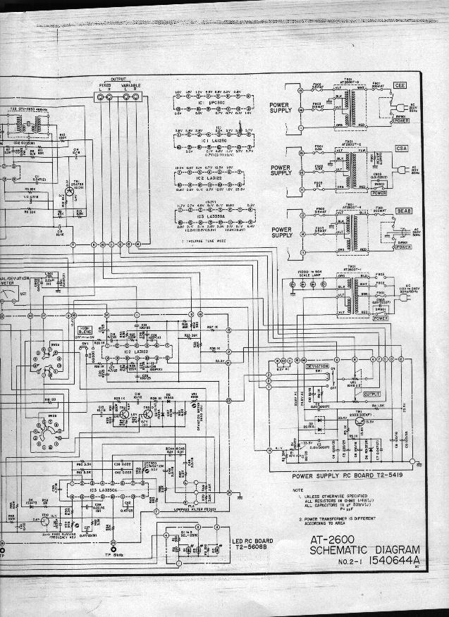 merit pioneer wiring diagrams tuner information center tuner reviews a c  tuner reviews