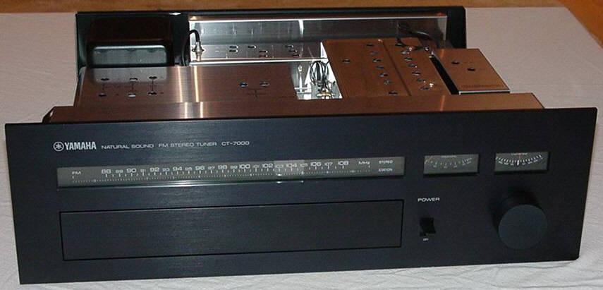 Tuner Information Center Yamaha Tuners