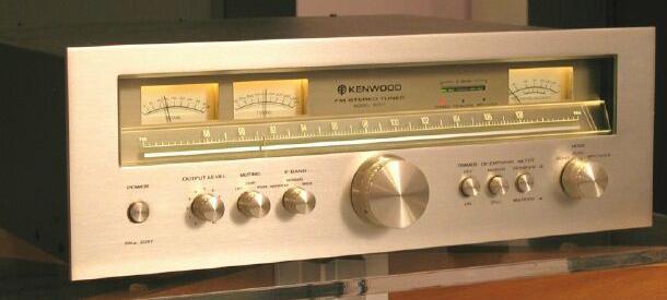 Kenwood System 2 Channel Hifi Wigwam