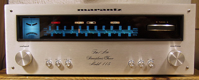 Tuner Information Center - Marantz Tuners