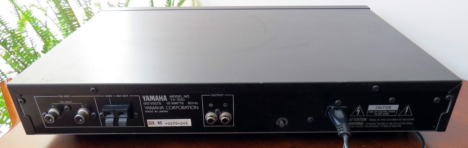 Tuner Information Center - Yamaha Tuners
